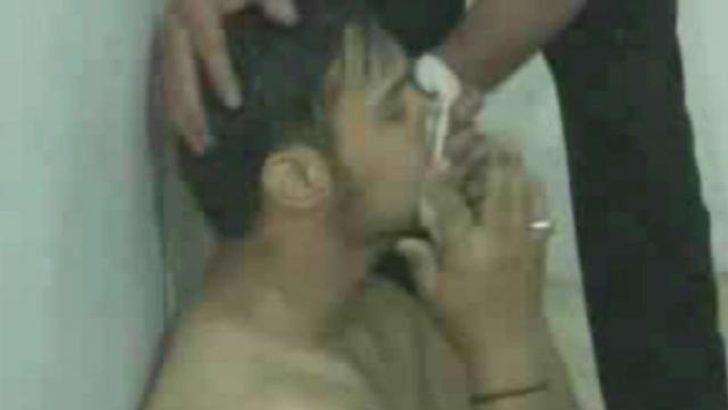 Suriye'de 'kimyasal silah videosu'