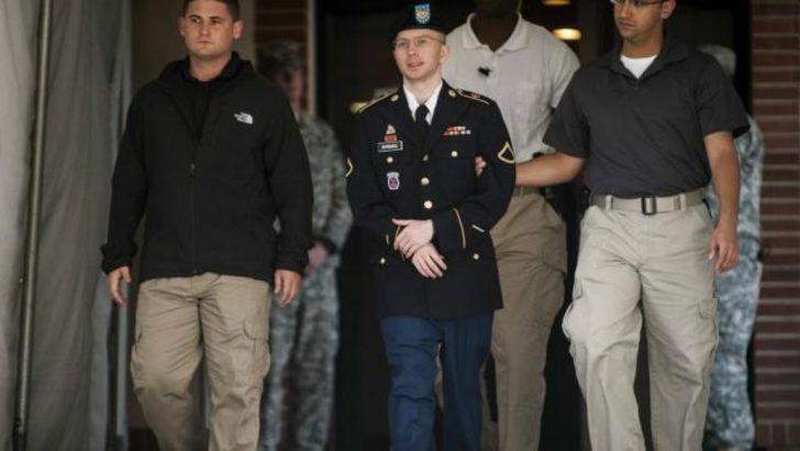 ABD'nin sırlarını sızdıran er Manning'e 35 yıl hapis cezası