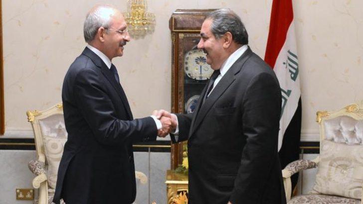 CHP Genel Başkanı Kılıçdaroğlu Irak'ta