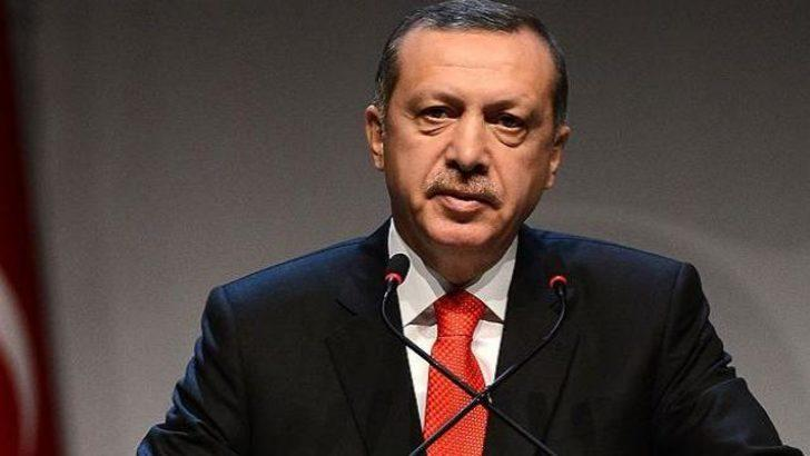 Erdoğan Katar Emiri Al Sani ile görüştü