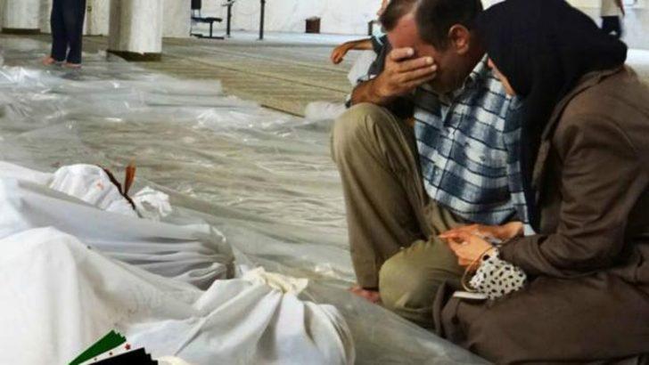 Suriye'de kimyasal saldırı iddiası: BM kaygılı