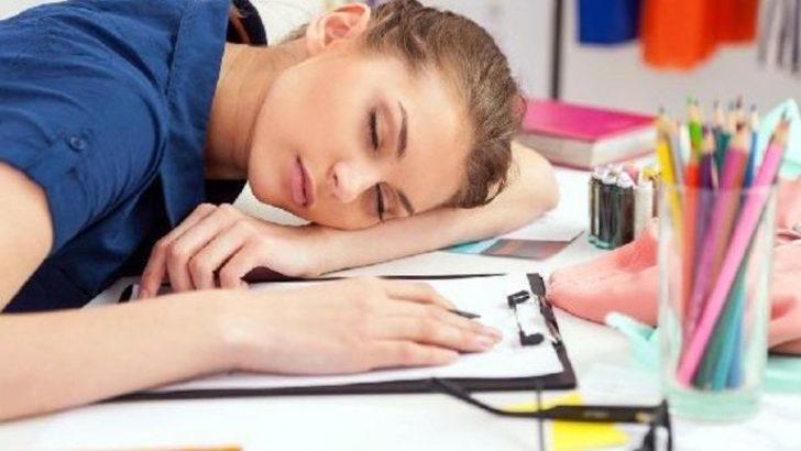Uyku bozukluğu başarısızlık nedeni