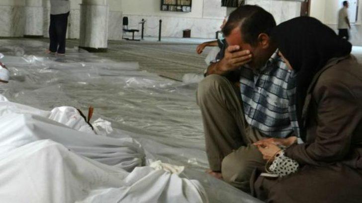 BM: Suriye'de kaybedecek zaman yok