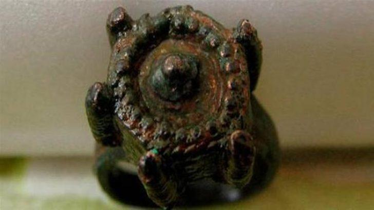 700 yıllık 'zehir' yüzüğü