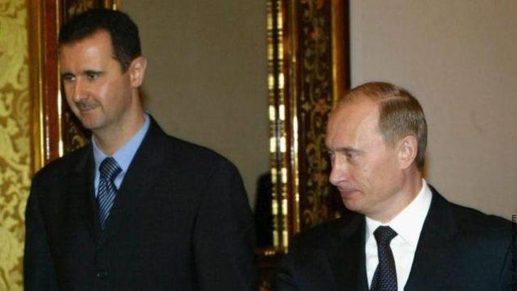 Rusya'dan Esad'a kritik çağrı