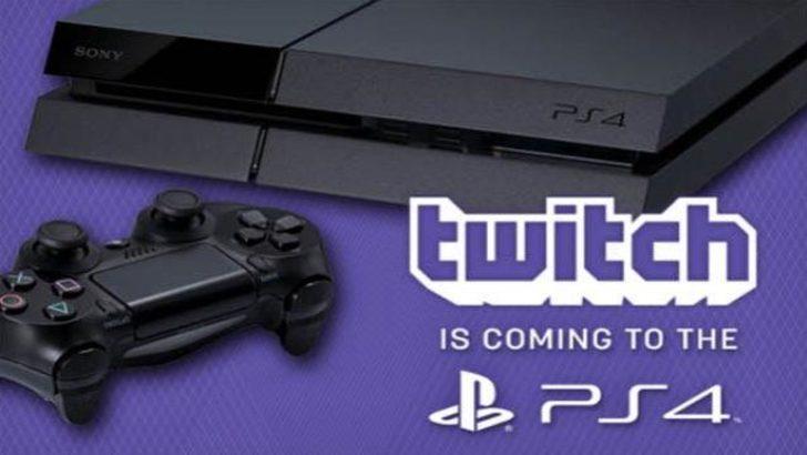PlayStation 4'te artık oyunlar canlı!