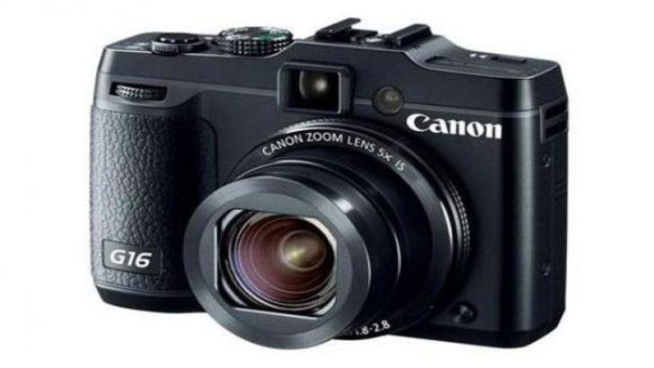 İşte Canon'un 4 yeni kompakt kamerası