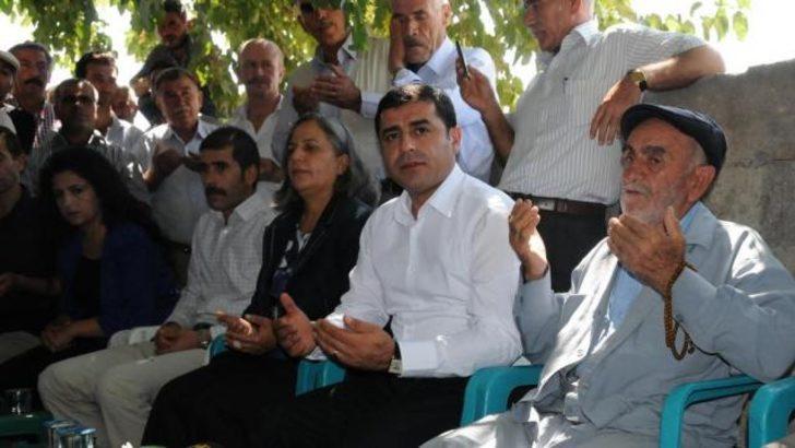 Demirtaş: 'Partimiz halkımızın emrindedir'