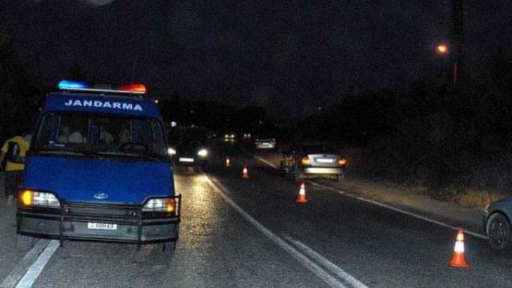 İki jandarma trafik şehidi