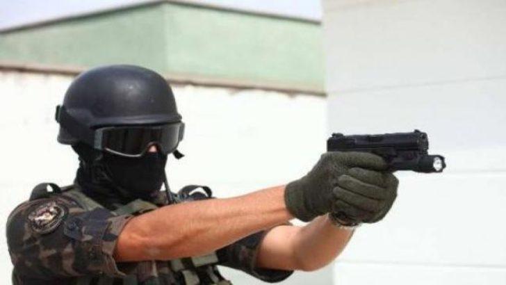 Türk polisinin yeni silahı 'Canik'
