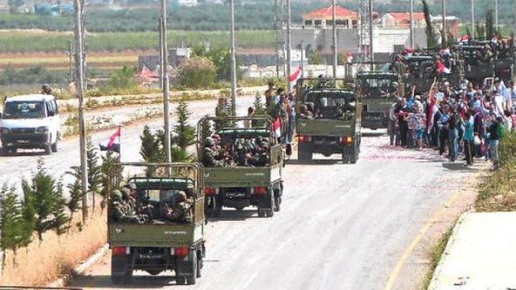 Suriye devlet televizyonundan önemli iddia