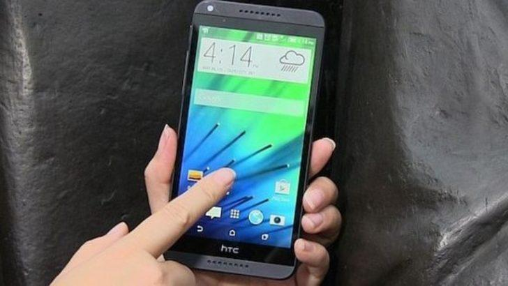 HTC Desire 820′den yeni görüntüler