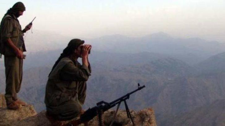 PKK'nın telsizleri hala faaliyette!