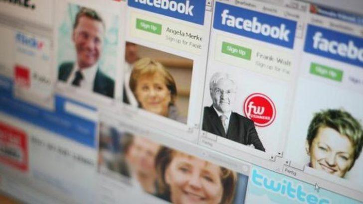 Sosyal medyadaki siyasi yarış