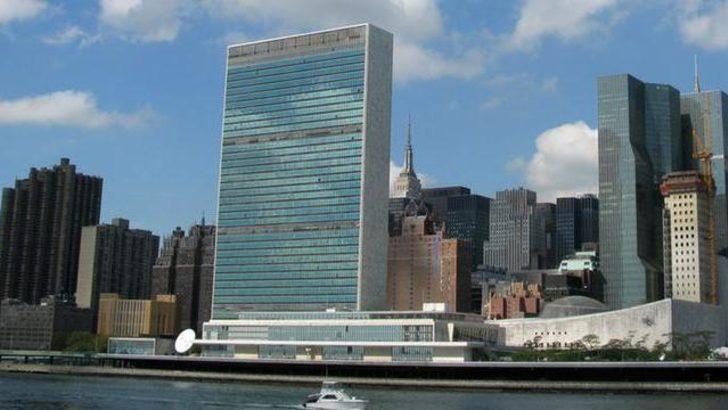 'Birleşmiş Milletler'i de dinlediler'