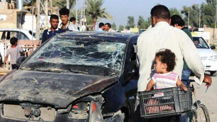 Irak genelinde bombalı saldırılar