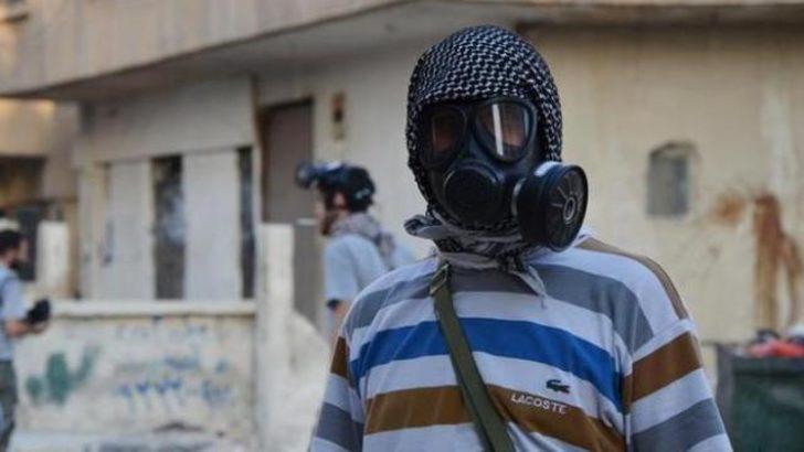 'Dünyanın gözü Suriye'de'