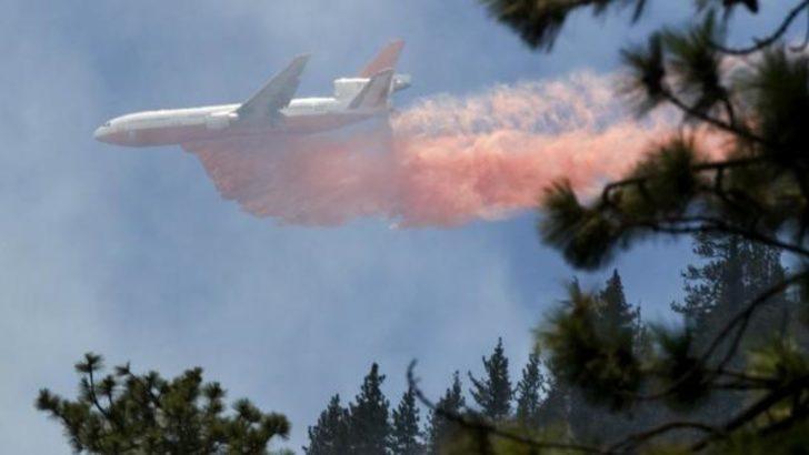 California'da Yosemite Parkı tehdit altında