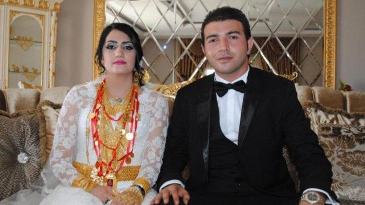 Yüksekova'da aşiret düğünü