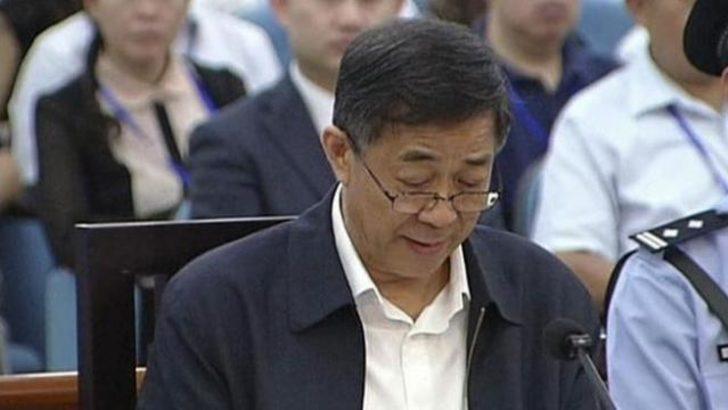 Bo Şilai davası sona erdi