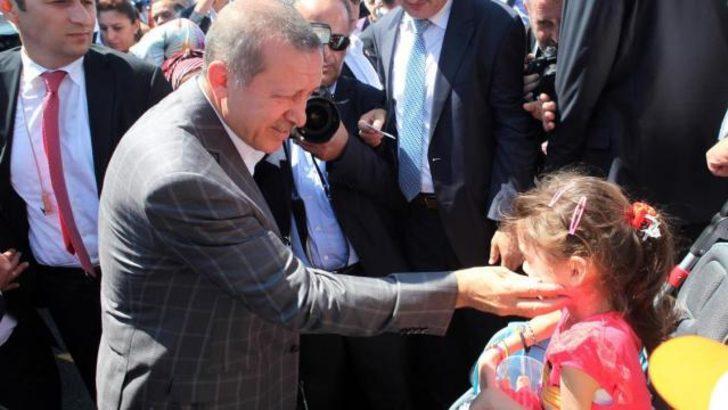 Başbakan Erdoğan: Nasıl olsa ben ağlıyorum