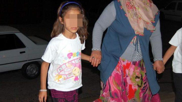 8 yaşındaki kız çocuğuna taciz iddiası
