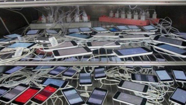 İşte iPhone 5C'nin yeni görüntüleri