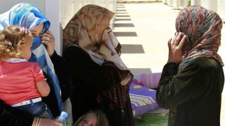 'Suriyeli kadınlar taciz ve işkenceye hedef oluyor'