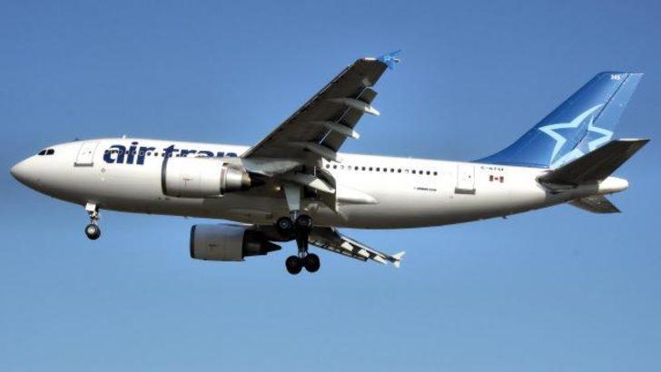 Yolcunun tehdidi uçağı geri döndürdü