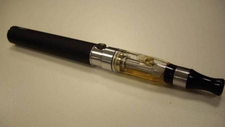 Elektronik sigara da kansere neden oluyor