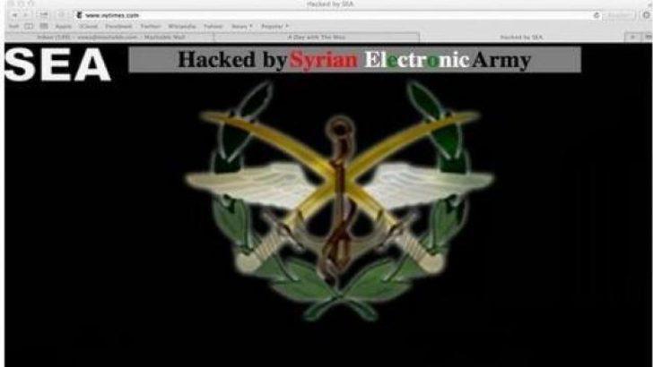 Twitter ve New York Times hacklendi