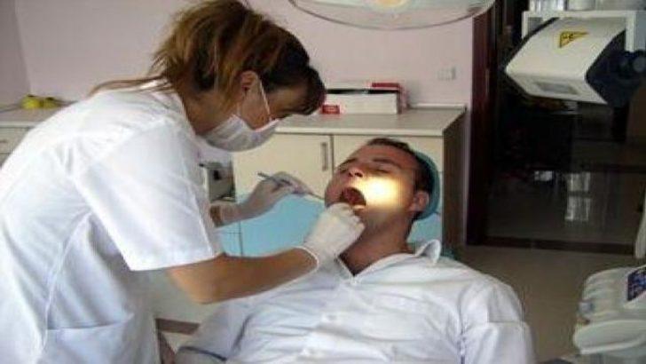 Dişindeki iltihap kalbe vuruyor