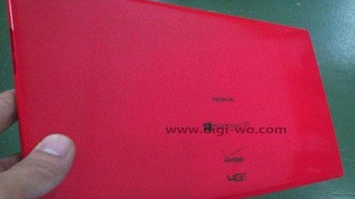 İşte Nokia'nın 10.1inçlik tableti