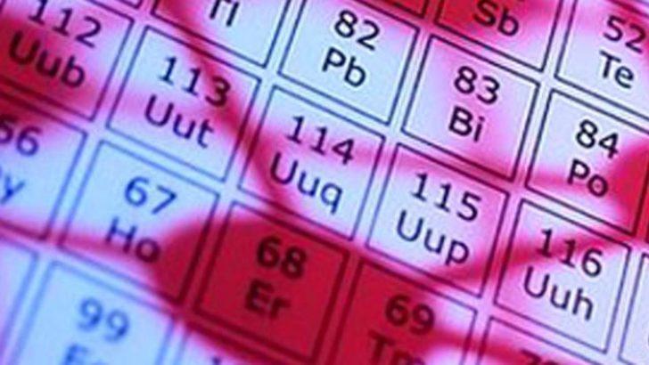 Periyodik cetvele 115. element mi giriyor?