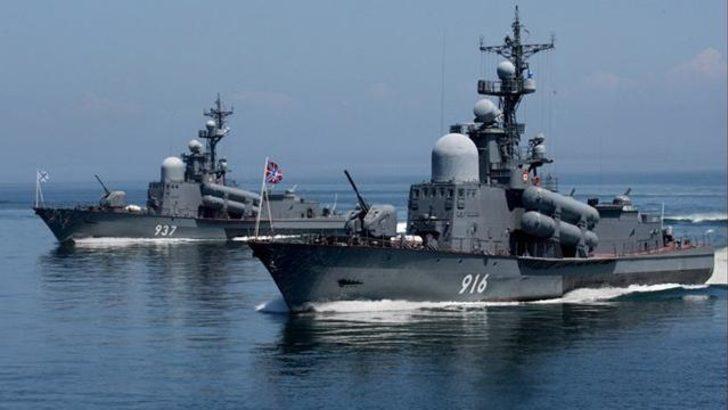 Rusya'dan Akdeniz'i ısıtan hamle!