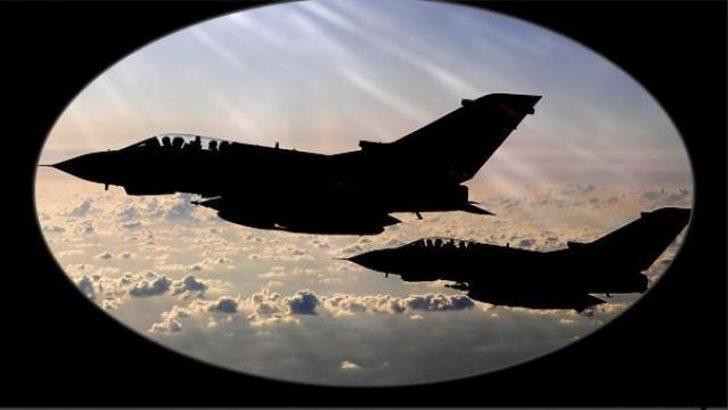 İngiltere, Kıbrıs'a 6 savaş uçağı gönderdi