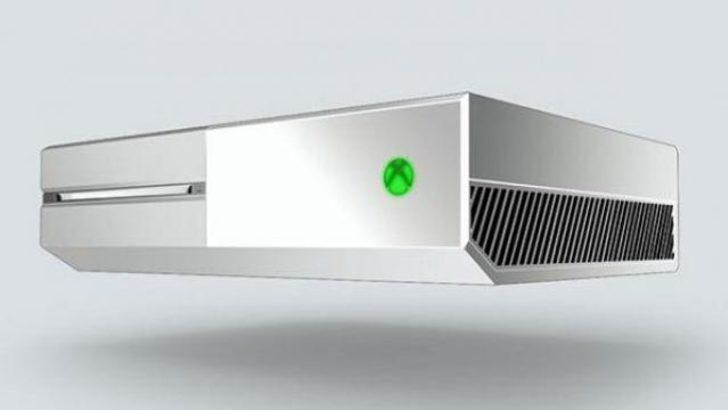 Microsoft'tan beyaz Xbox One sürprizi