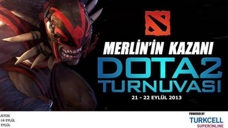 DotA 2'de turnuva heyecanı başlıyor