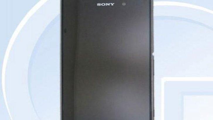 İşte Sony Xperia Z1