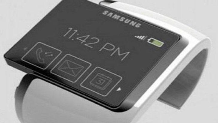 Samsung akıllı saat için ilk resmi açıklama