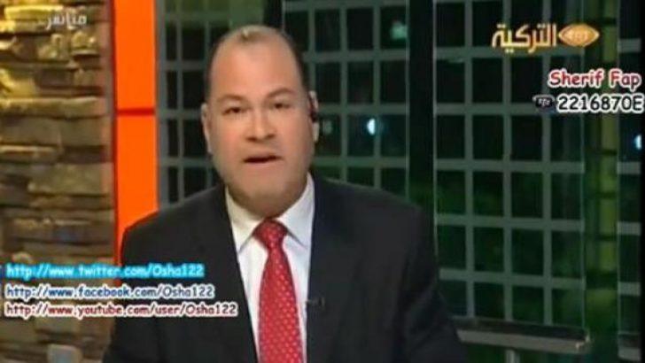 Canlı yayında Erdoğan'a eleştiri ve istifa