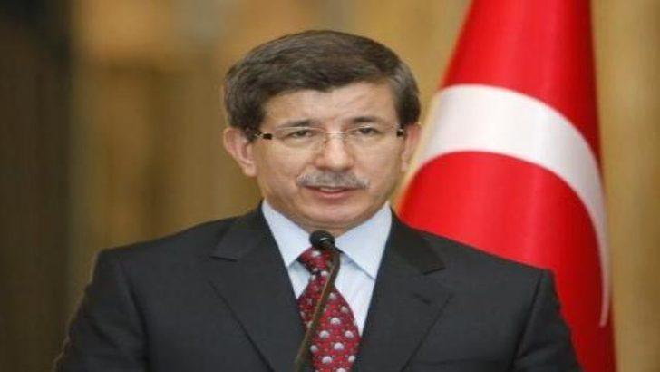 Ahmet Davutoğlu'dan flaş Suriye açıklaması