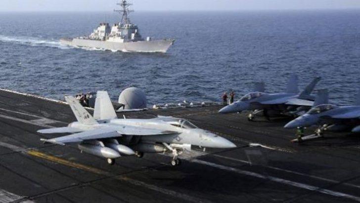 ABD'den Akdeniz'e 6'ncı savaş gemisi