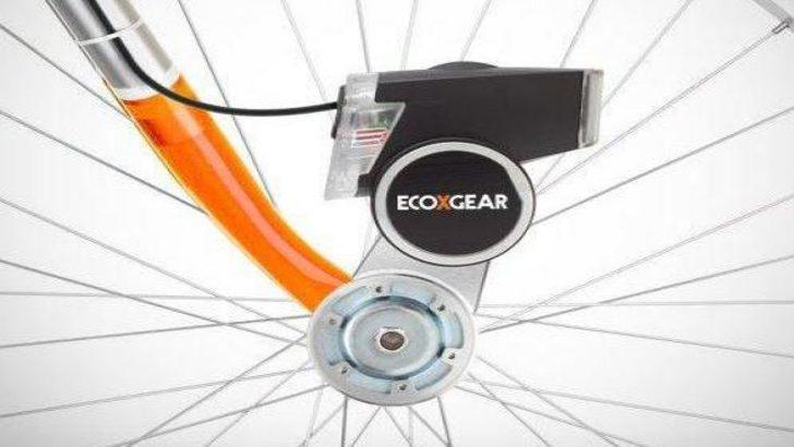 Bisiklete binerken telefonunuz şarj olsun