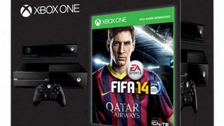 Sony'den Fifa 14′lü Xbox One paketine yorum