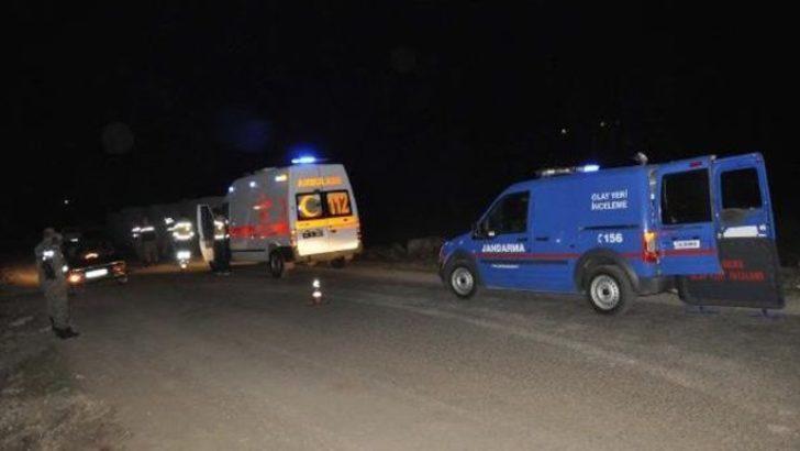 Siverek'te tabancalı saldırı: 1 ölü, 2 yaralı