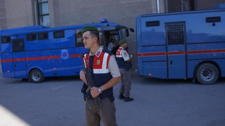 Ankara Adliyesi'nde gerginlik