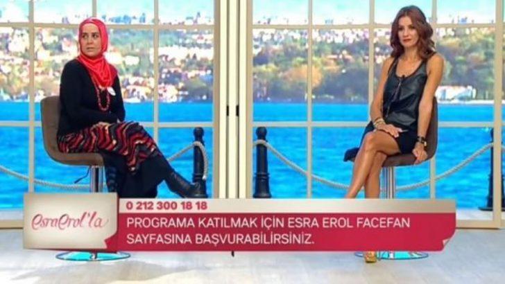 """RTÜK'ten Esra Erol'a """"ağırlaştırılmış"""" ceza"""