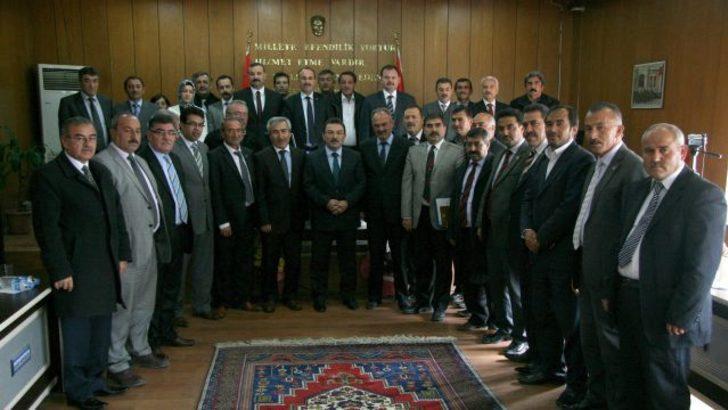 Aksaray'da 24 belediyeye köy statüsü verilecek