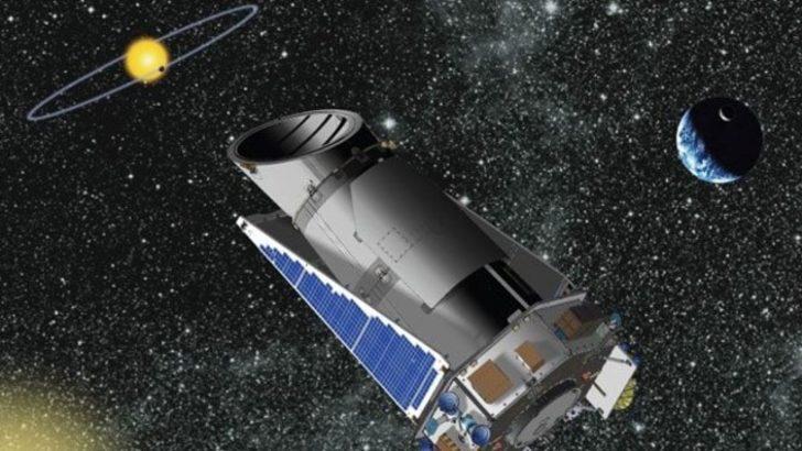 NASA'dan beklenen açıklama geldi